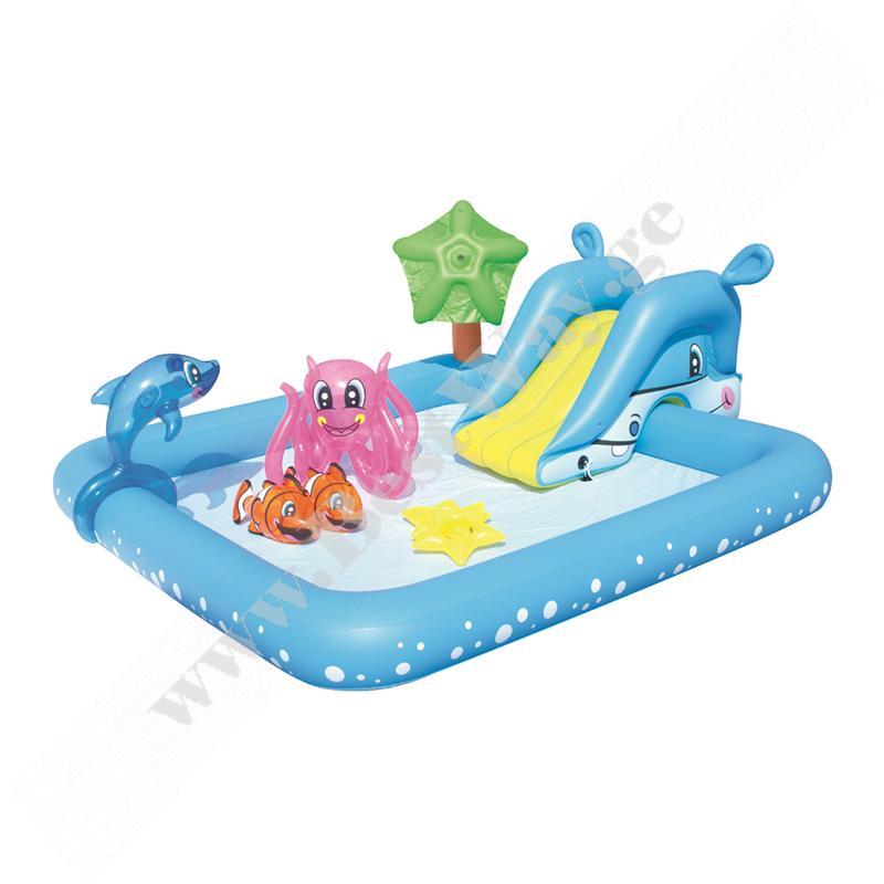 Игровой центр аквапарк Bestway 53052