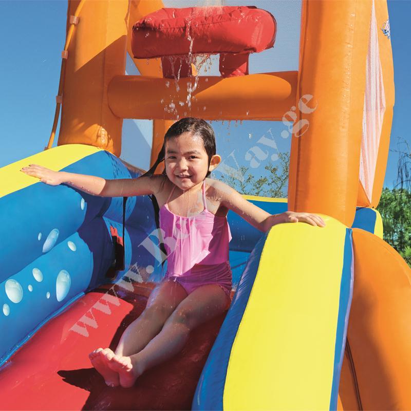 Игровой центр аквапарк Bestway 53301