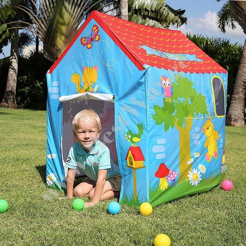 საბავშვო სათამაშო სახლი-კრავი Bestway 52201